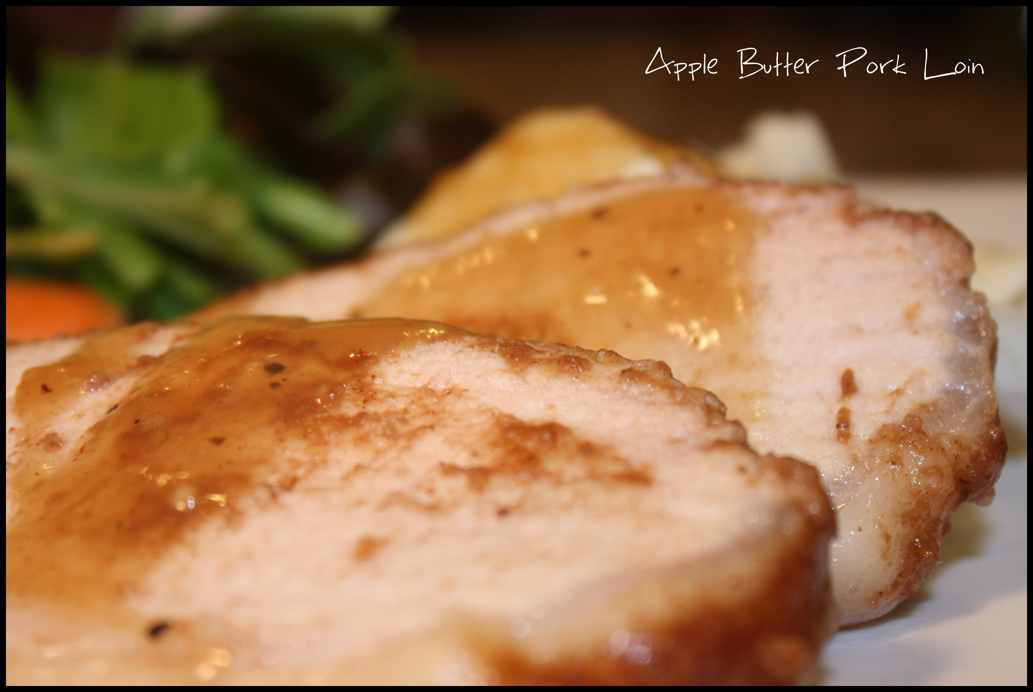 chops spiced apple butter pork roast apple juice categories pork and ...